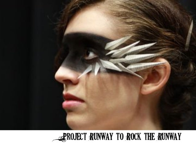 Project Runway to Rock the Runway
