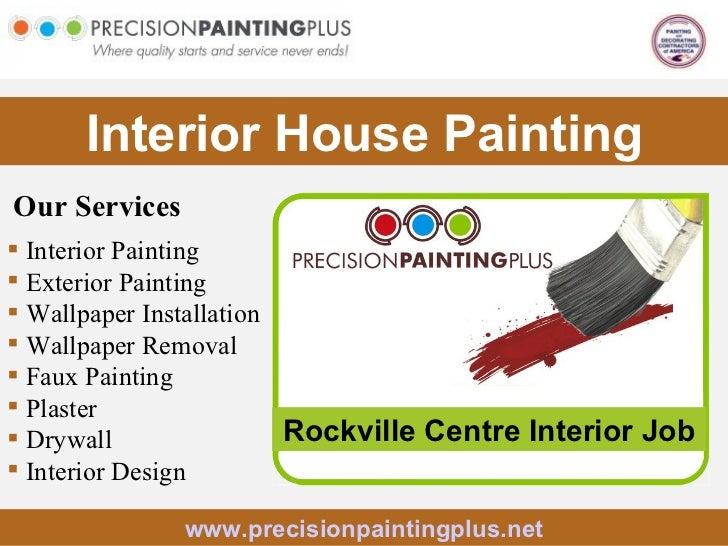 Interior Painters NYC - Rockville Centre Interior Job