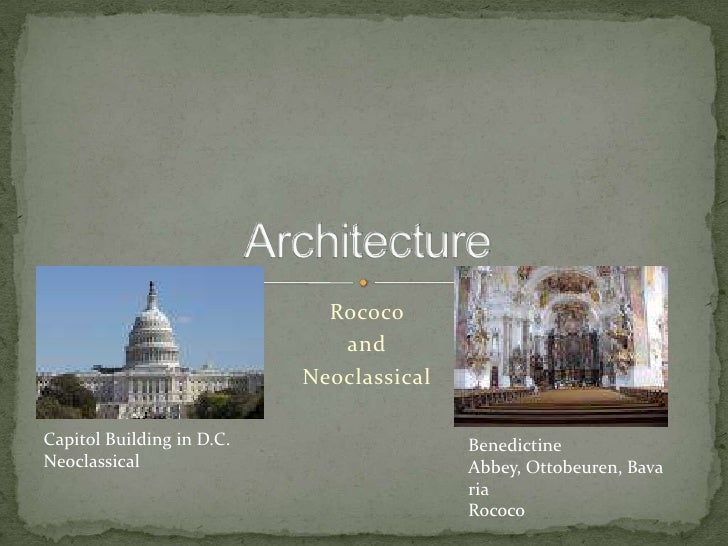 rococo vs neoclassical art <strong>Neoclassical Art</strong> and Architecture Early 18 th century &lt;ul&gt;&lt;li&gt;Understand classical elements of <strong>art</strong> and architecture, ... <strong>rococo vs</strong> neoclassicism Gema. Baroque n <strong>rococo</strong>