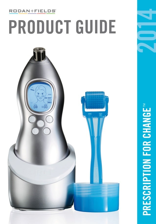 Rodan + Fields Skincare Products Guide February 2013 http://victoriaskincare.myrandf.com