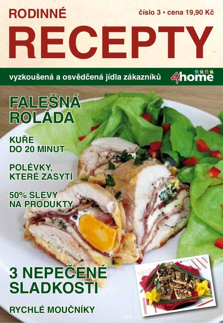 4home.cz - Katalog Rodinné recepty