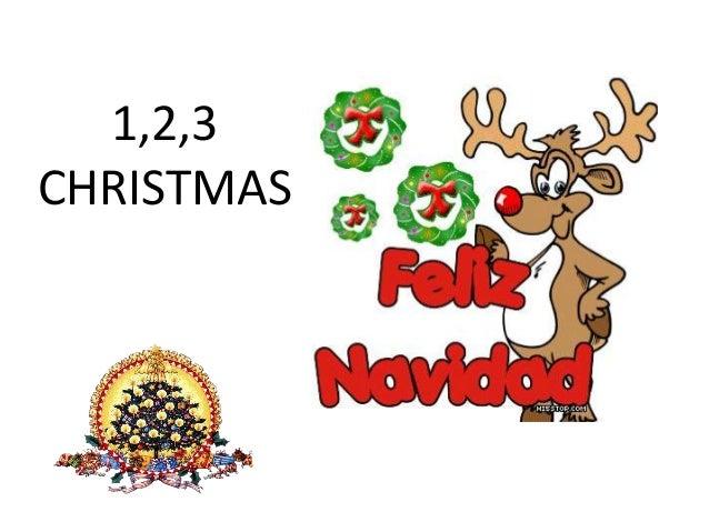 1,2,3 CHRISTMAS