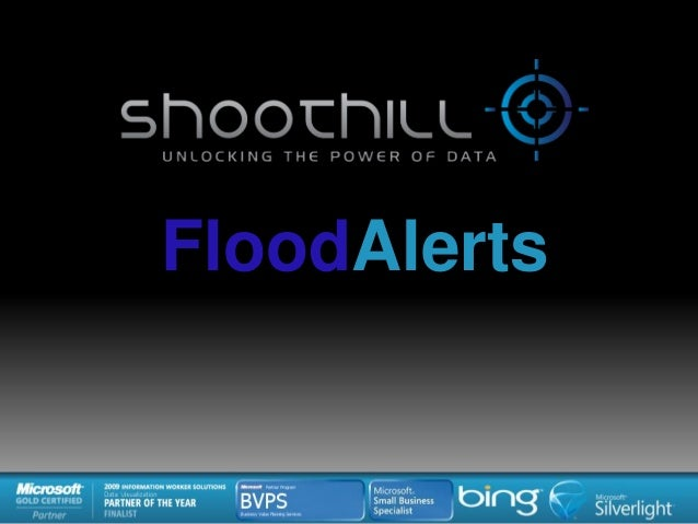 Shoothill Floodalert