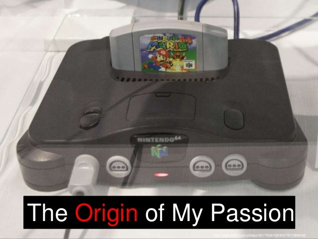 The Origin of My Passion http://www.flickr.com/photos/63776567@N03/7973388038/