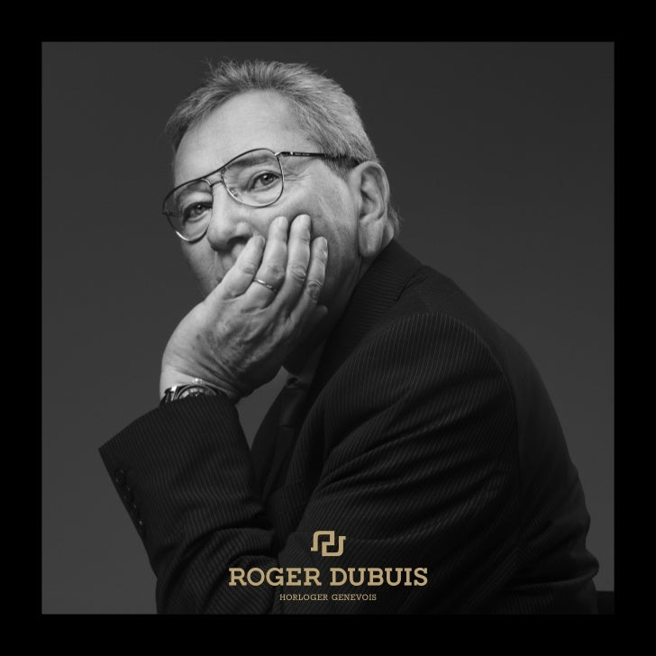 ROGER DUBUIS Book