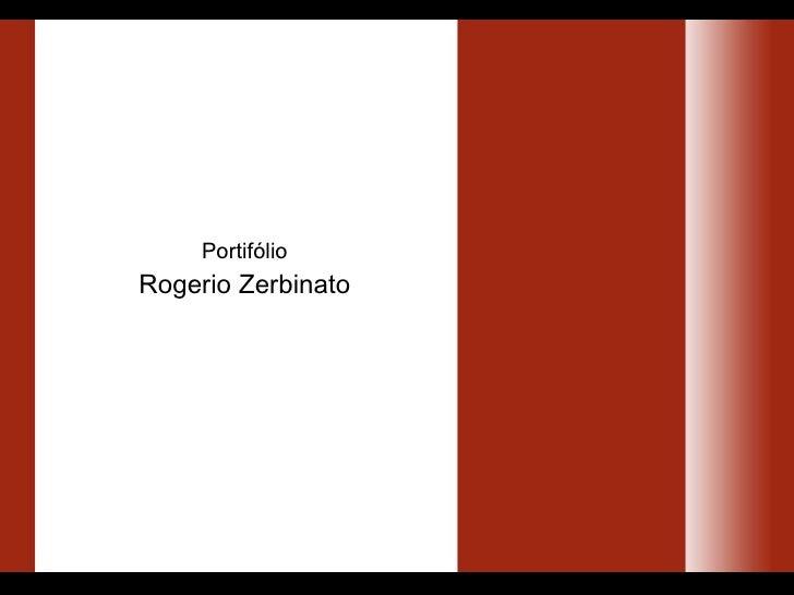 Rogerio Zerbinato