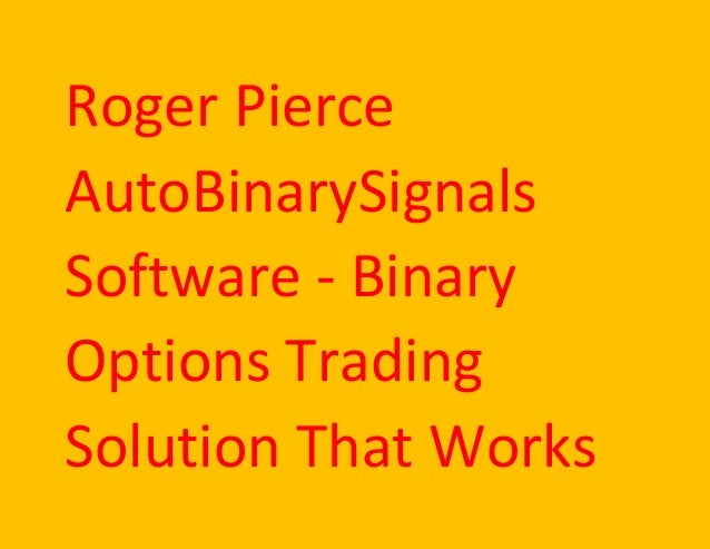 Tac software binary options