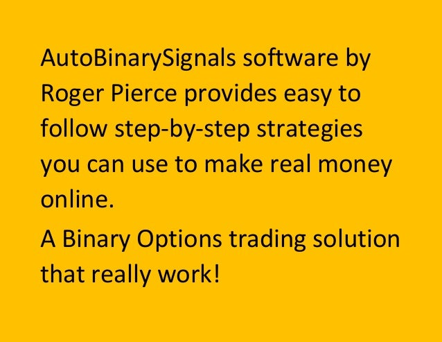 binary option streaming signals telegram