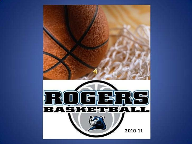 Rogers royals basketball