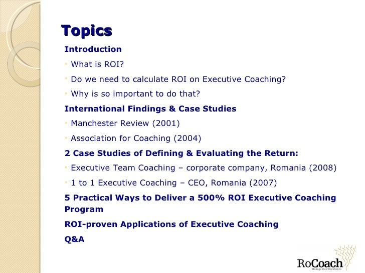a critical review of executive coaching A critical review of executive coaching research: a decade of progress and what's to come reading 61.