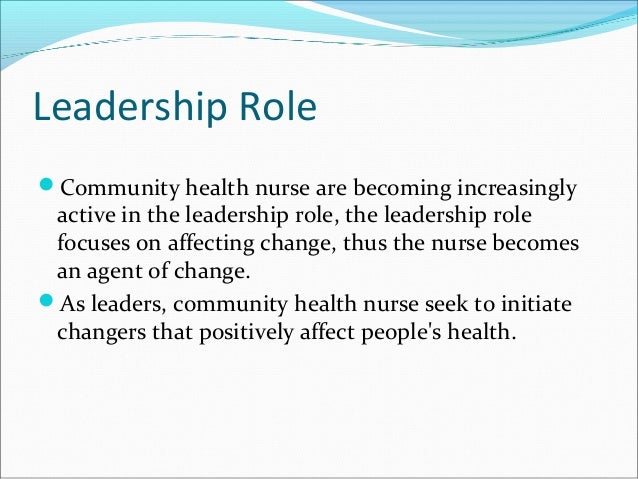 role of the nurse 2 essay