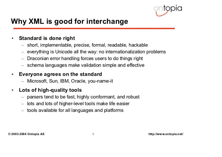 Why XML is so Important?