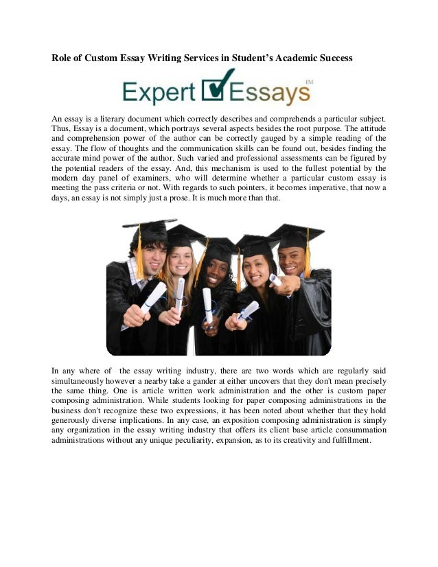 professional custom paper writing
