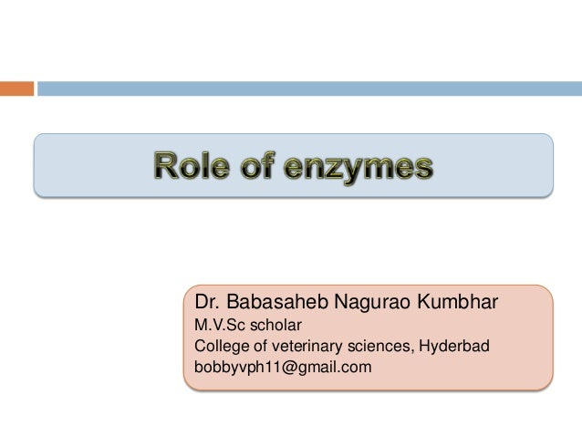 Dr. Babasaheb Nagurao Kumbhar M.V.Sc scholar College of veterinary sciences, Hyderbad bobbyvph11@gmail.com