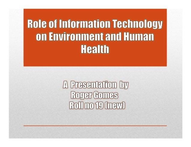 Information Technology Essay