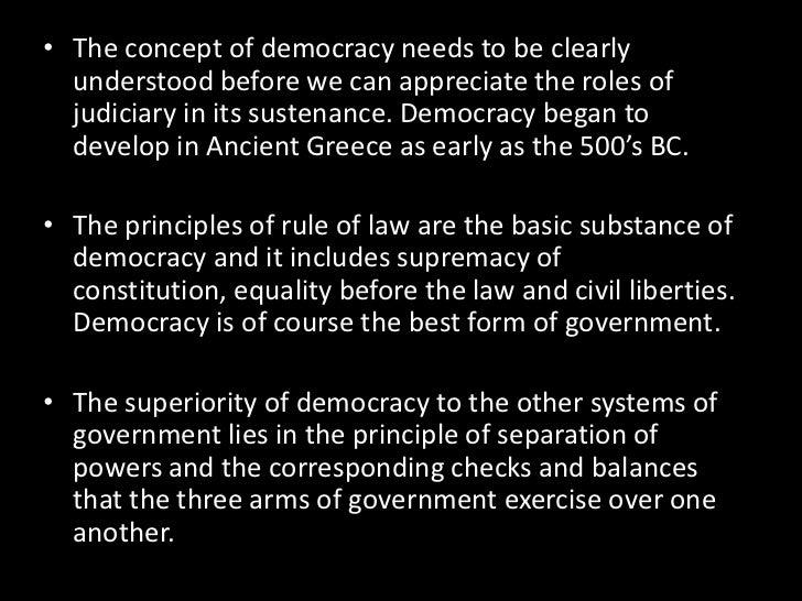 Essay failure democracy pakistan