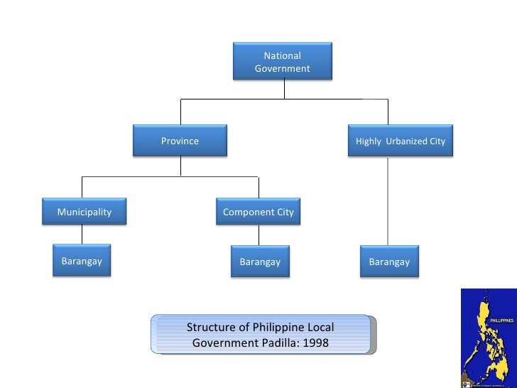 what is local government