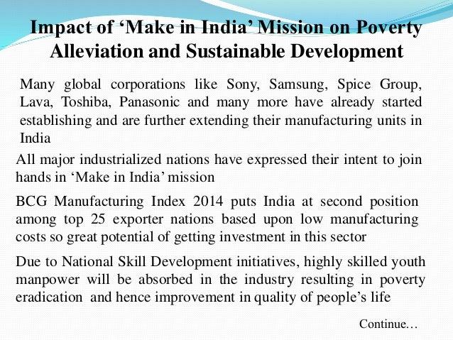 Industrial development in india essay