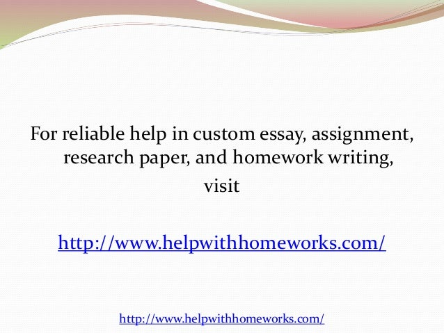 Information Technology custom term papers and essays