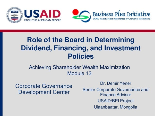 factors affecting dividend payout policy of A study on determinants of dividend policy: empirical evidence factors affecting dividend decision of dividend payout policy where that dividend.