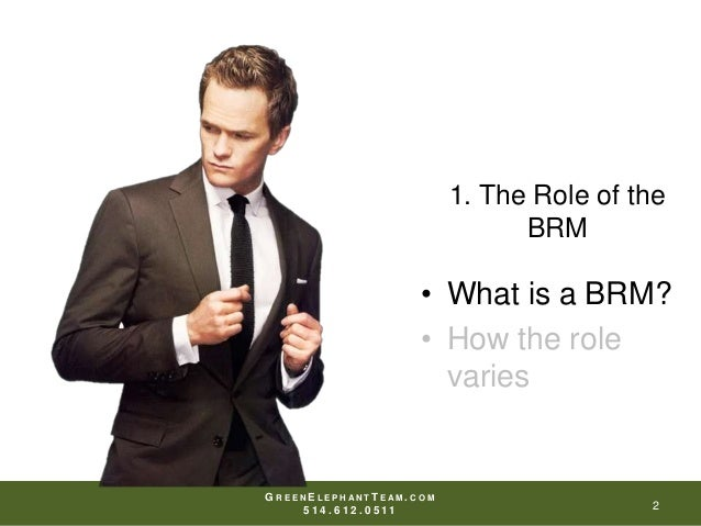what is the role of relationship manager