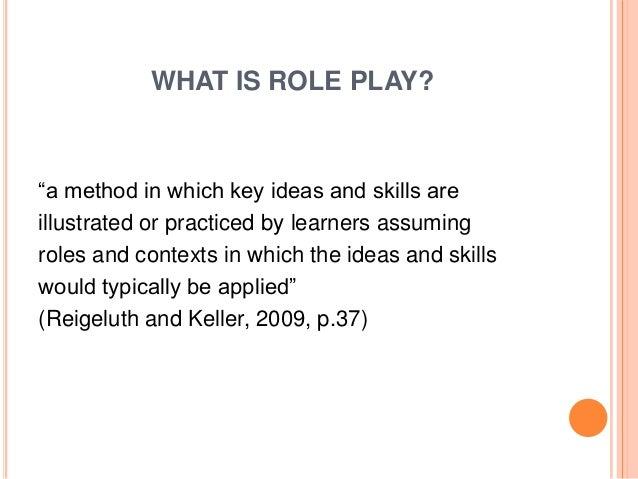 the part i play in the Our friends at mindshift have been looking at the role of play in learning play is  as much a part of childhood as school and an organic way of.