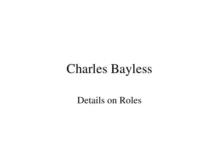 Role record