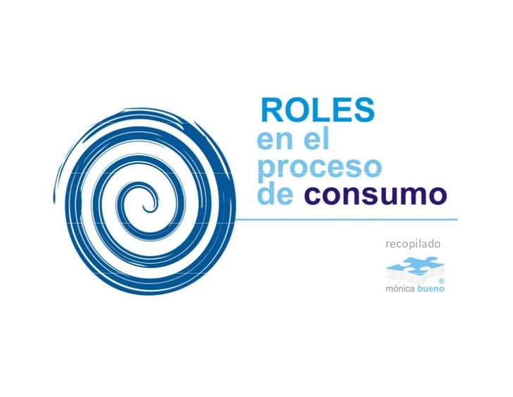 Roles de-consumo