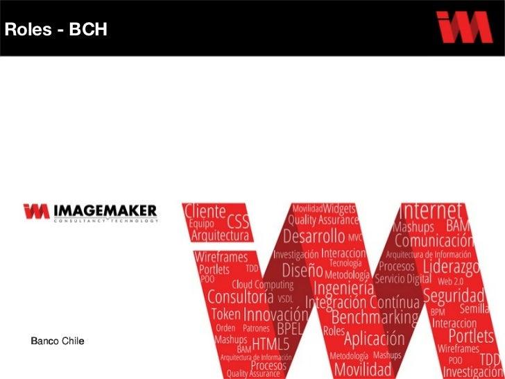 Banco Chile Roles - BCH