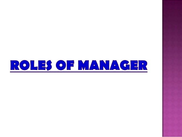  A manager wears many hats. Not only is a manager a team leader, but he or she is also a planner, organizer, cheerleader,...