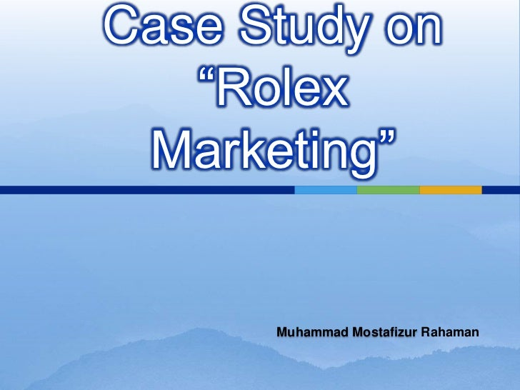 marketing management case studies