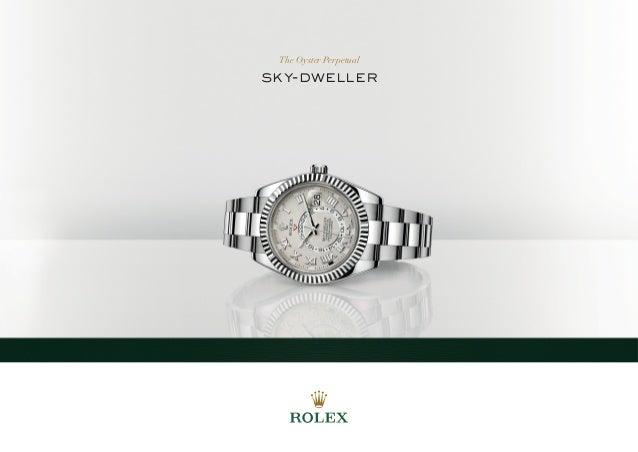 Newest: Rolex Sky Dweller
