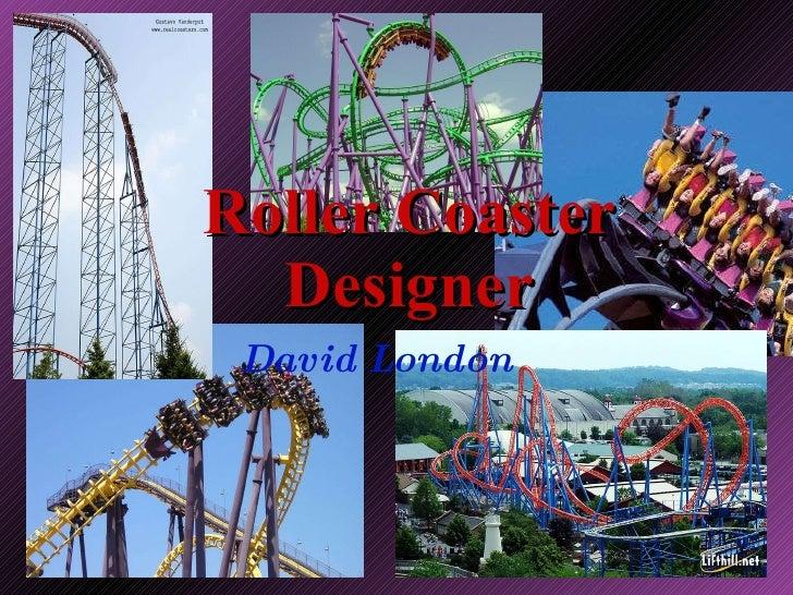 Roller Coaster Designer