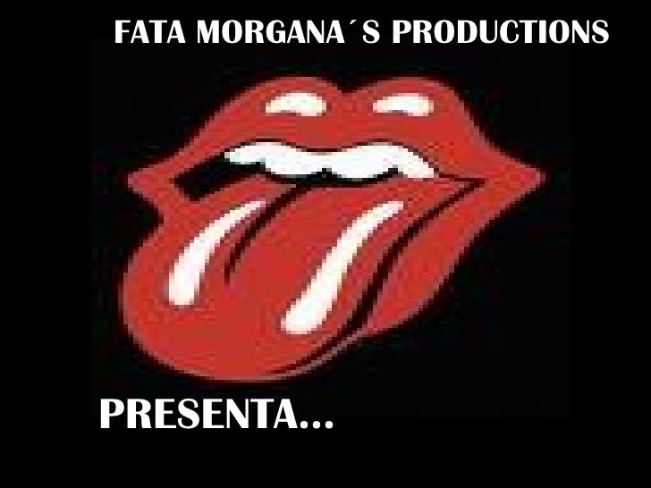 FATA MORGANA ´S PRODUCTIONS PRESENTA…