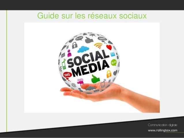 Guide sur les réseaux sociaux