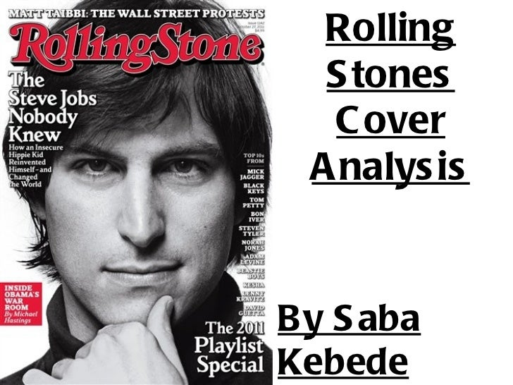 Rolling Stones Cover Analysis By Saba Kebede