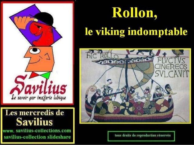 Rollon le Viking indomptable