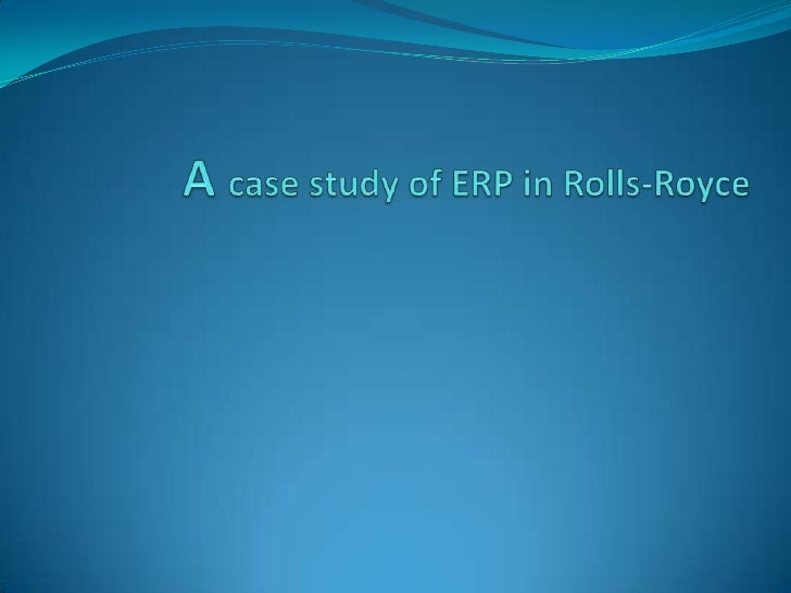 INTRODUCTION  Enterprise Resource  Planning (ERP) is an  integrated computer-  based system used to   manage internal and ...