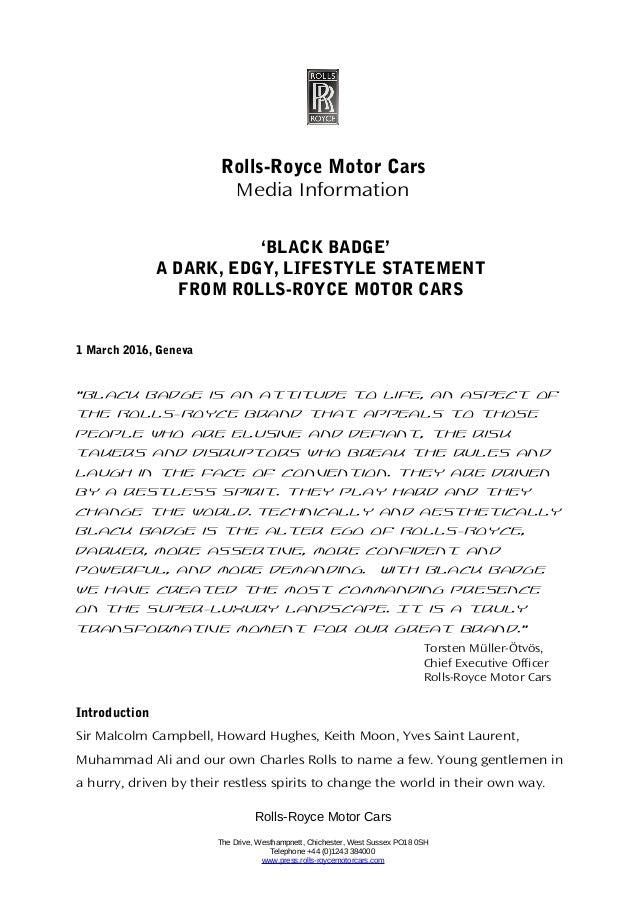 Black Badge Press 79