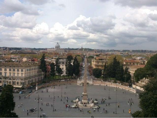 Viaje de nuestros estudiantes a Roma. IES San Jerónimo. Sevilla