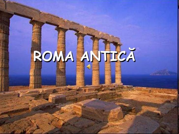 Roma antica1