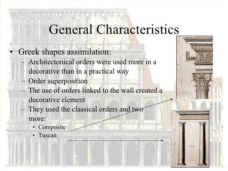 the difference between the greek culture and the roman culture Greek influences in roman culture although rome was influenced by the greek culture already in major ways through the forming of the πόλεις.
