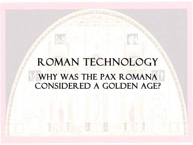 Roman technology-q