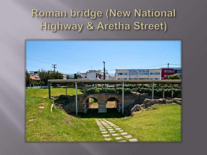 Roman bridge en