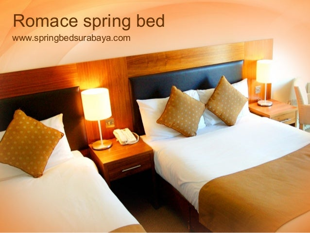 Romace spring bed www.springbedsurabaya.com