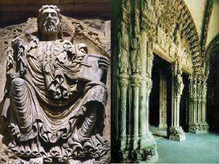pre romanesque sculpture essay