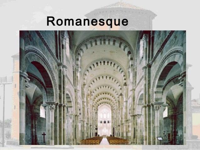 Romanesque y