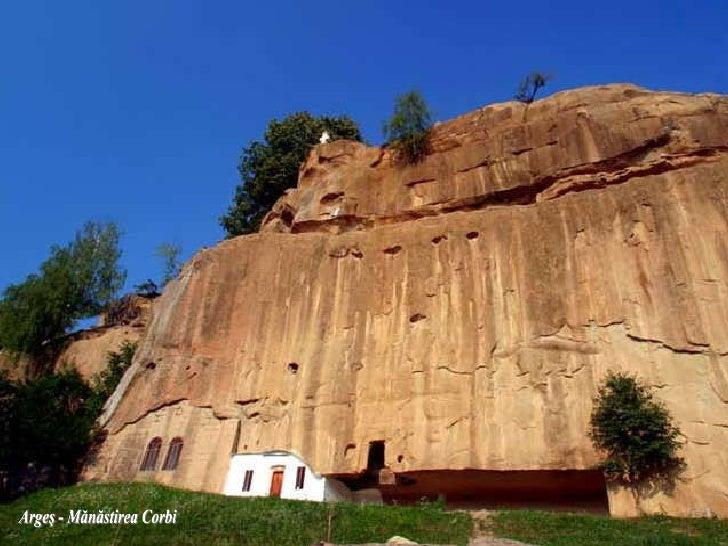 Argeş - Mănăstirea Corbi