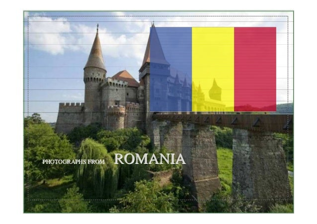 PHOTOGRAPHS FROMPHOTOGRAPHS FROM ROMANIAROMANIA