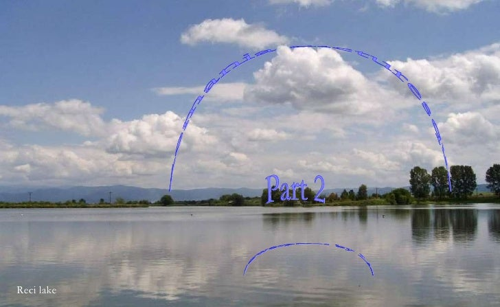 Romania picturesque Part 2 Powerpoint by Lia Reci lake